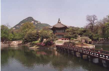 palais de KYONBOK